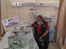 Viral Bantuan Muhammadiyah Sampai ke RS di Palestina