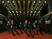 Cek 30 Grup K-pop Terpopuler, BTS Nomor 1