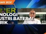 Cara RI Perkuat Riset & Transfer Teknologi Baterai Listrik