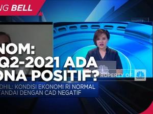 Ekonom: PDB Q2-2021 Ada di Zona Positif Tapi Tak Bisa 7%