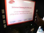 Transaksi di ATM Link Bisa Gratis, Simak Caranya di Sini!