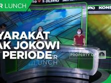 Kecurigaan Asal-usul Corona & Warga Tolak Jokowi 3 Periode