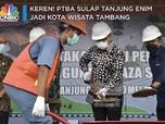 Keren! PTBA Sulap Tanjung Enim Jadi Kota Wisata Tambang