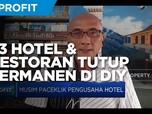 PHRI DIY: 53 Hotel & Restoran Tutup Permanen di Yogyakarta