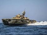 Sangar! Ini Tank Atas Laut Buatan RI, Punya Senjata Mematikan