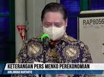 Horee! 8 Juta Dosis Vaksin Sinovac Tiba di Bandara Soetta