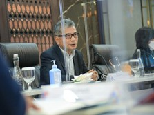 Diborong Investor Asing, Saham BBRI Terbang 5,57%