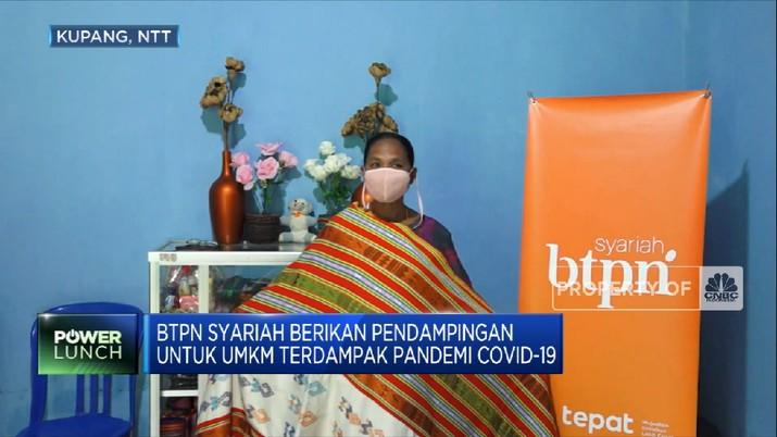 BTPN Syariah & Asa Kebangkitan UMKM (CNBC Indonesia TV)