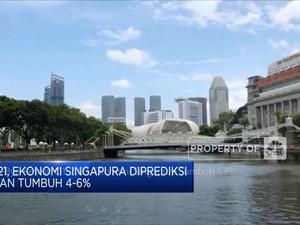 Bye-Bye Resesi! Q1-2021, Ekonomi Singapura Tumbuh 1,3%