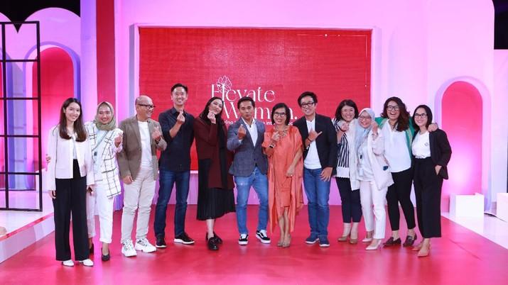"""Elevate Woman, Ajang Para """"Kartini"""" Kantongi Investasi"""