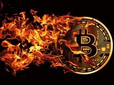 Bitcoin cs Masih Ambruk, Ada yang Ambles 6% Dalam Sekejap
