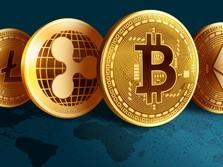 Berikut Kinerja 5 Aset Kripto Terpopuler, Siapa Paling Cuan?