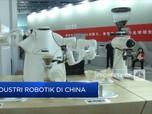 Robot Barista, Inovasi Industri Robotik China