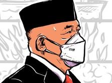 Ganip Warsito, Pilihan Jokowi Pengganti Doni Monardo di BNPB