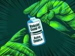 Wow, Dosis Kedua Vaksin AstraZeneca Mampu Dijeda 45 Minggu