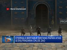 Marvel Rilis Trailer Perdana Eternals