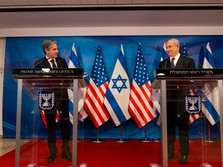 Terungkap! Ternyata Segede Ini AS Sokong Dana ke Israel