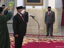 Sah! Ganip Warsito Jabat Kepala BNPB Gantikan Doni Monardo