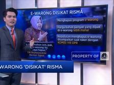 Program e-Warong 'Disikat' Risma