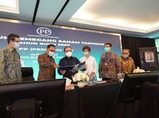 Resmi! Erick Thohir Rombak Komisaris dan Direksi PTPP