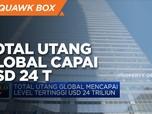 Moody's: Total Utang Global Capai Level Tertinggi di USD 24 T