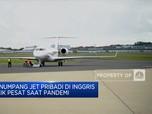 Wow! Kondisi Pandemi, Jet Pribadi Ramai Penumpang