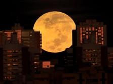 Kepala LAPAN: Gerhana Bulan Jadi Petunjuk Bumi Itu Bulat