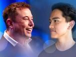 Tiba-tiba Kaesang 'Colek' Elon Musk, Tekor Saham atau Kripto?
