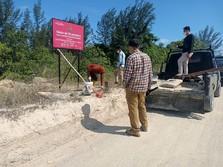 Satu Lagi Aset Heru Hidayat Disita Kejagung di Belitung