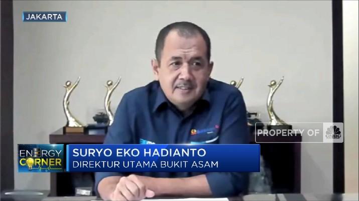 1 tahun Operasi, PTBA-Pertamina Targetkan 40% Saham Proyek Gasifikasi (CNBC Indonesia TV)