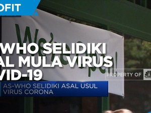 AS-WHO Selidiki Asal Usul Virus Corona