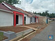 Mungil, Intip Penampakan Rumah KPR 11.000 PNS dari BP Tapera
