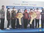 Perdana di Lampung, BP Tapera Salurkan KPR ke 11.000 PNS