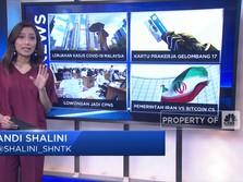 Covid-19 Malaysia Cetak Rekor, Hingga Iran Vs Bitcoin Cs