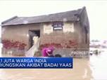 Badai Yaas Hantam India, 1,1 Juta Warga Diungsikan