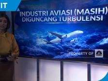 Industri Aviasi (Masih) Diguncang Turbulensi