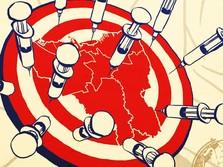 Lampaui Indonesia, Vaksinasi di Jakarta Capai 26% dari Target