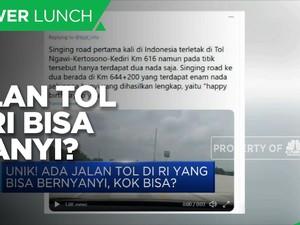 Intip Jalan Tol di Indonesia Yang Bisa Nyanyi