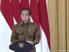 Ngeri! Begini Gambaran Jokowi Jika Ekonomi RI Tak Tumbuh 7%