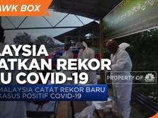 Malaysia Catatkan Rekor Baru Kasus Covid-19