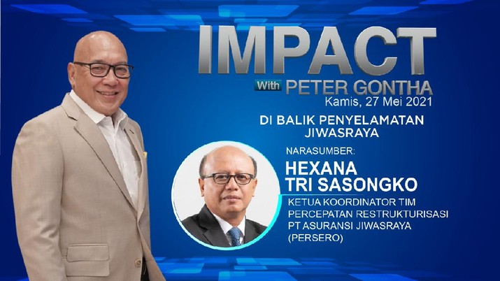 Poster/Impact with Peter Gonta