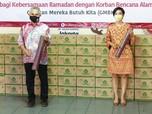 FoodBank of Indonesia, Cara ABC Salurkan Bantuan ke 110 KK