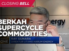 Strategi Harum Energy Manfaatkan Periode Supercycle