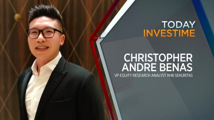 Christopher Andre Benas, VP Equity Research RHB Sekuritas