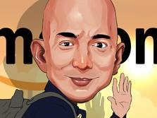 Jeff Bezos Resmi Mundur dari Jabatan CEO Amazon
