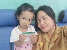 Gratis, Ibu ini Obati Penyakit Jantung Anaknya Pakai JKN-KIS