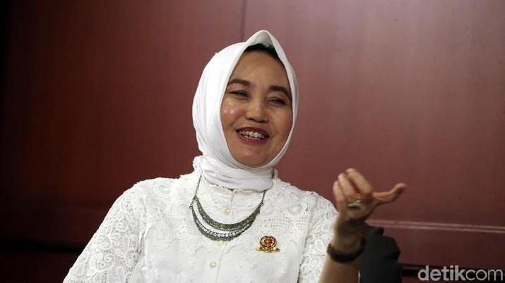 Kepala BMKG Prof Dwikorita Karnawati (Rengga Sancaya/detikcom)