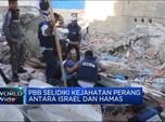 PBB Selidiki Kejahatan Perang Antara Israel dan Hamas