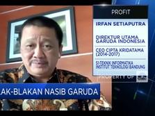 Punya Utang Rp 70 T, Bos Garuda: Kami Fokus Pemulihan Kinerja