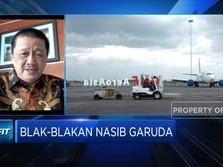 Pertimbangan Garuda Tawarkan Pensiun Dini ke Pegawai